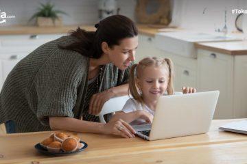 9 Tips Mendampingi Anak Belajar Online di Rumah Selama Pandemi