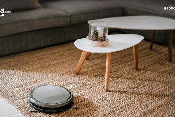 10 Rekomendasi Robot Vacuum Cleaner Terbaik Harga Murah