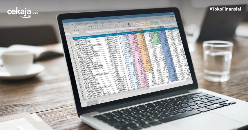 17 Rumus Excel Paling Sering Digunakan di Dunia Kerja