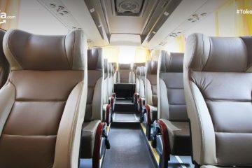 10 Daftar Bus Sleeper Seat di Indonesia, Mewah, Nyaman dan Anti Pegal!