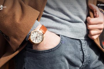 15 Merk Jam Tangan Lokal Terbaik untuk Pria & Wanita, Harga Pas di Kantong!