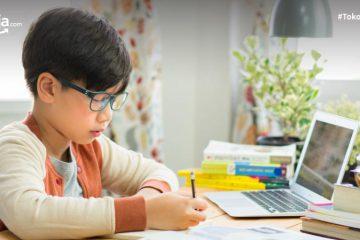 Pinjaman JULO untuk Beli Kebutuhan Belajar Daring Anak di Rumah