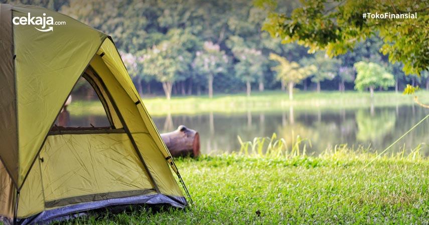 Rekomendasi Tempat Camping di Bogor Paling Hits, Cocok Buat Self-Healing