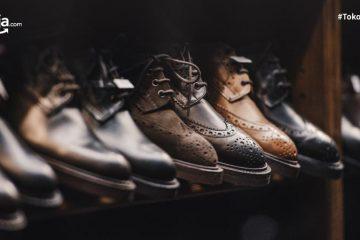 8 Rekomendasi Merek Sepatu Kulit Pria Lokal Terbaik