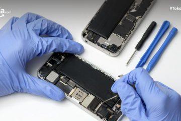 Biaya Service iPhone mulai dari Ganti Baterai, LCD, hingga Kamera!