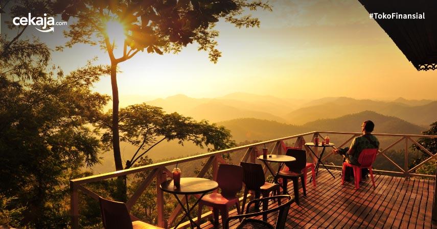 9 Kafe Bertema Alam Di Bogor Paling Hits Sejuk Dan Dijamin Bikin Betah