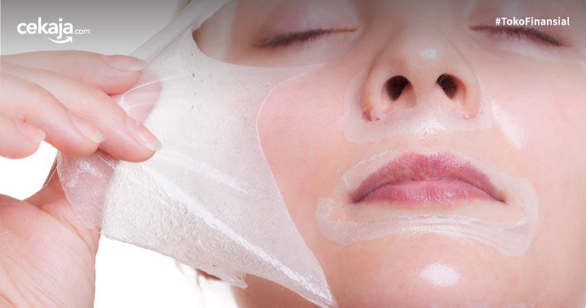 10 Rekomendasi Peel Off Mask Lokal Terbaik, Anti Robek, Terjangkau dan Aman Digunakan