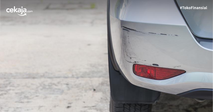 Cara Hilangkan Goresan di Bodi Mobil