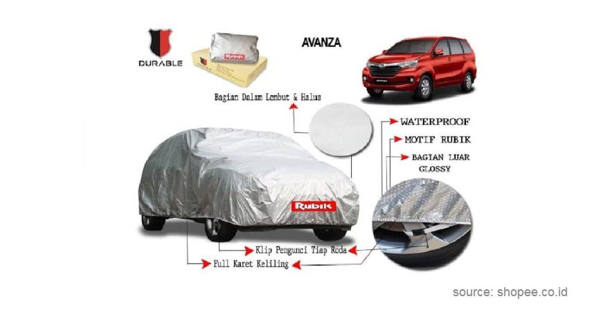 Durable - 7 Merek Cover Mobil Terbaik Ini Anti Air, Anti Lecet dan Tahan Lama.jpg