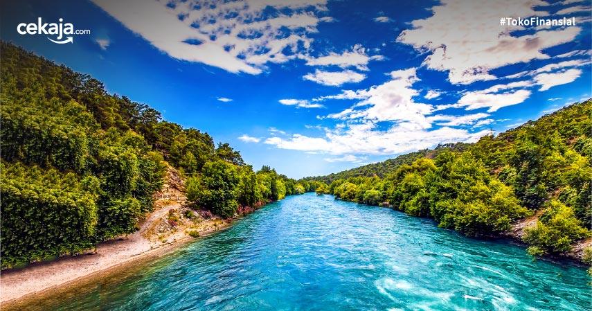 10 Sungai Terpanjang Di Indonesia Dengan Segala Keunikannya