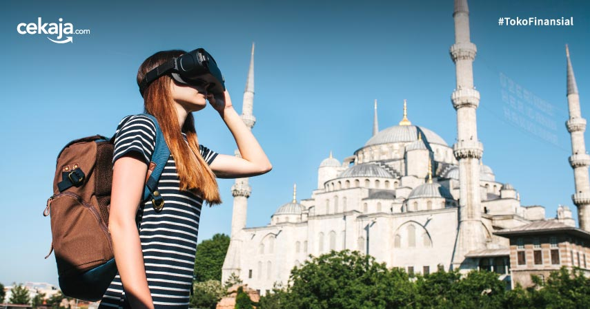 8 Layanan Wisata Virtual, Tinggal Rebahan Bisa Keliling Dunia