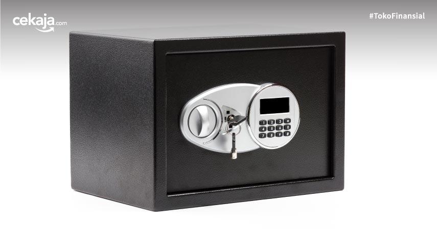 5 Rekomendasi Safe Deposit Box Terbaik Beserta Harga Sewanya
