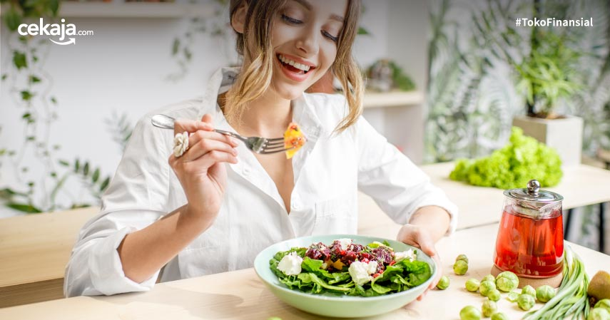 Ini Perbedaan Vegan Dan Vegetarian Yang Sering Dianggap Sama