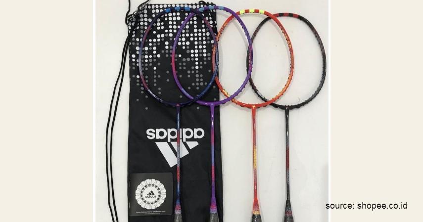 Adidas - 12 Merek Raket Badminton Terbaik yang Banyak Digunakan Atlet Ternama