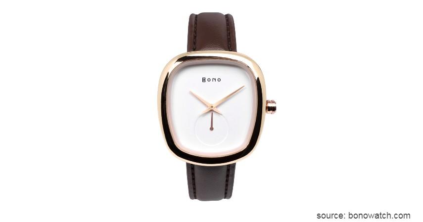 Bono Watch - 15 Merk Jam Tangan Lokal Terbaik untuk Pria Wanita Harga Pas di Kantong