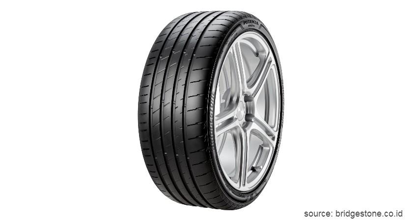 Bridgestone - 9 Merk Ban Mobil Terbaik Berkualitas dan Awet Digunakan