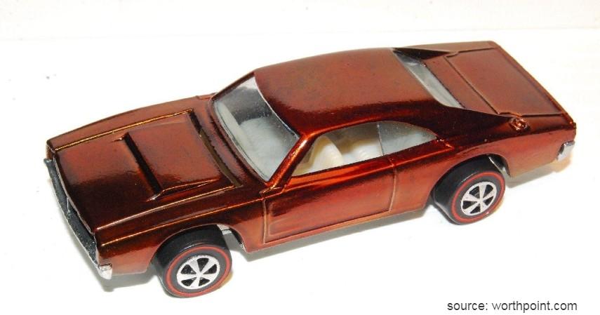Brown Custom Charger 1969 - 10 Hot Wheels Termahal di Dunia
