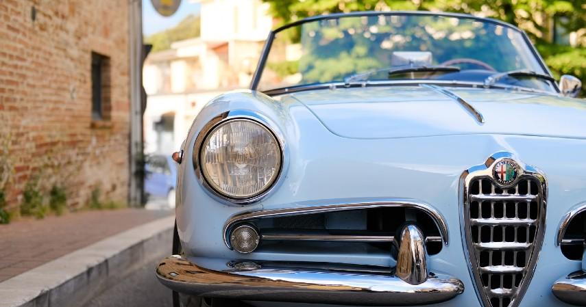 Cara Investasi Mobil Klasik - Asuransikan Mobil Klasik Milikmu