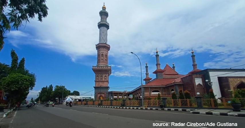 Cirebon - 6 Kota Penghasil Batik di Indonesia