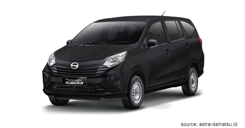 Daihatsu Sigra - Daftar Merk Mobil Paling Laris di Indonesia 2020