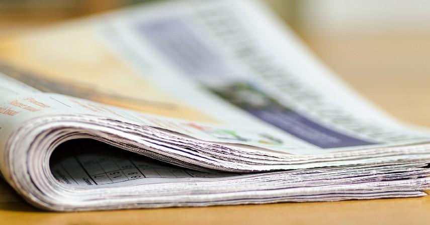 Dibungkus Menggunakan Koran - 3 Cara Cepat Mematangkan Alpukat Secara Merata