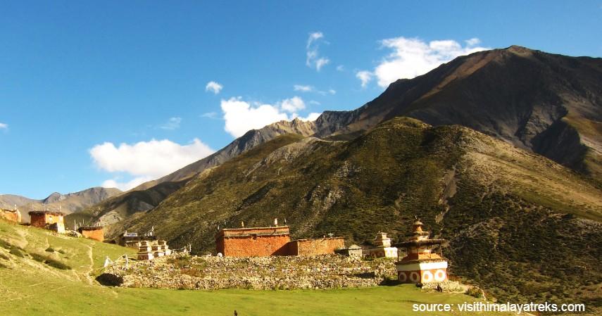 Dolpa Nepal - Daftar Kota dengan Letak Tertinggi di Dunia