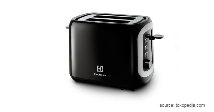 Electrolux ETS3505 - 10 Pemanggang Roti Terbaik dengan Kualitas dan Fitur Mumpuni!
