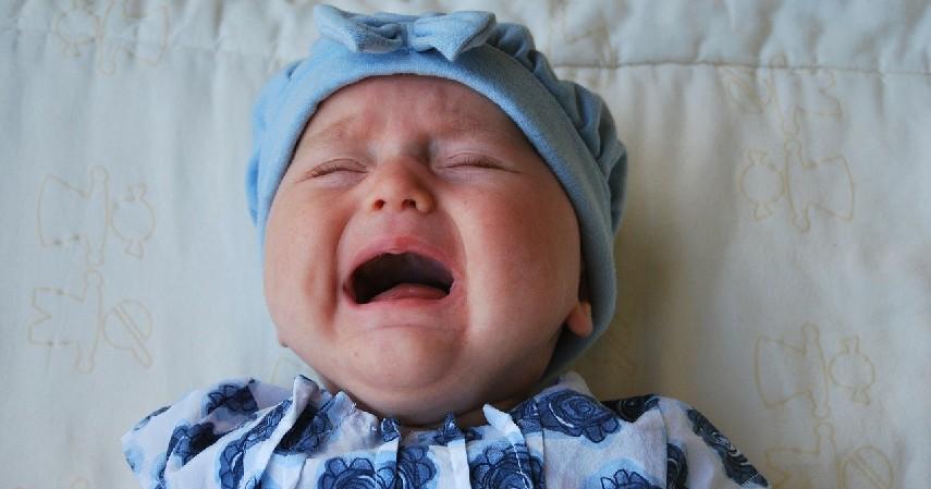 Gampang Rewel - 7 Ciri-ciri Bayi Kekurangan Gizi yang Harus Diwaspadai Orang Tua