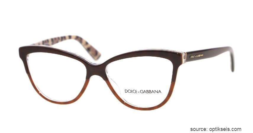 Kacamata Dolce & Gabbana - 10 Merek Kacamata Terbaik dan Terkenal