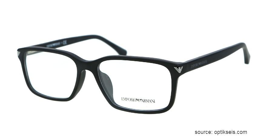 Kacamata Emporio Armani - 10 Merek Kacamata Terbaik dan Terkenal