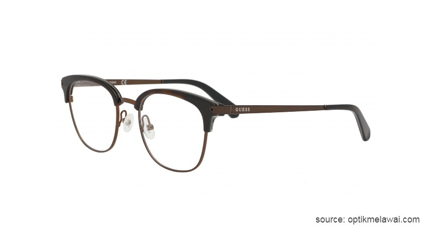 Kacamata Guess - 10 Merek Kacamata Terbaik dan Terkenal