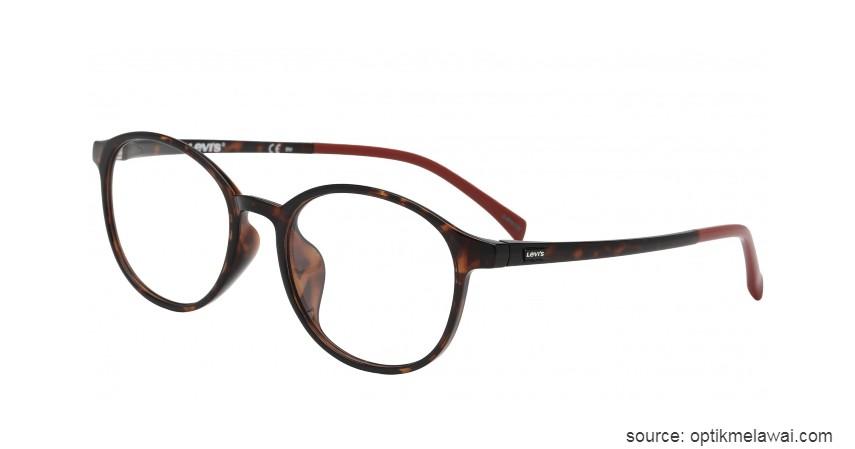 Kacamata Levis - 10 Merek Kacamata Terbaik dan Terkenal