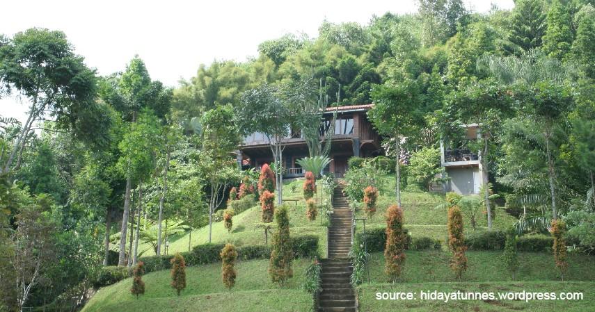 Kampoeng Awan - Rekomendasi Tempat Camping di Bogor Paling Hits