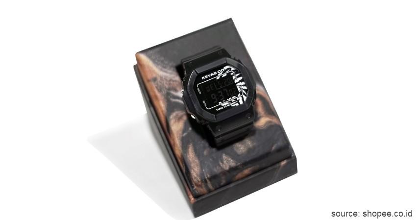 Kevas Co. Watches - 15 Merk Jam Tangan Lokal Terbaik untuk Pria Wanita Harga Pas di Kantong