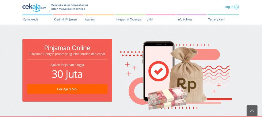 Klik Cek Aja di Sini - Cara Apply Pinjaman Online JULO Lewat CekAja