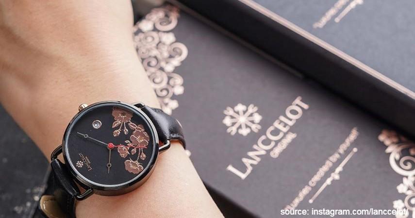 Lanccelot - 15 Merk Jam Tangan Lokal Terbaik untuk Pria Wanita Harga Pas di Kantong