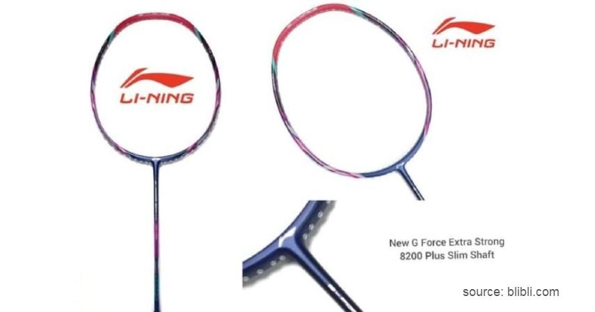 Li Ning - 12 Merek Raket Badminton Terbaik yang Banyak Digunakan Atlet Ternama