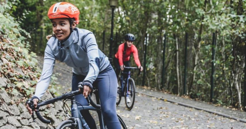 Manfaat Bersepeda untuk Kesehatan Mental - Memberikan reaksi positif pada tubuh dan pikiran
