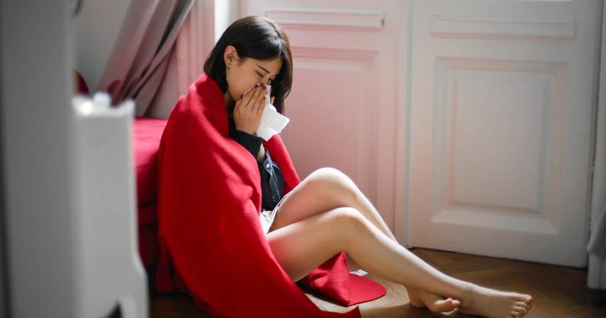 Manfaat Sereh Bagi Kesehatan - Meredakan Flu