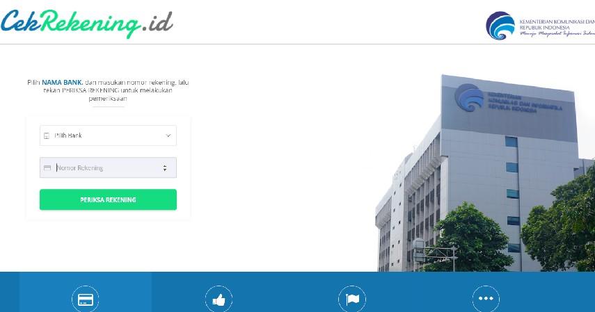 Melaporkan Penjual Online Penipu Lewat Cekrekning.id - 7 Cara Melaporkan Penjual Online Penipu Terlengkap Selain ke Polisi