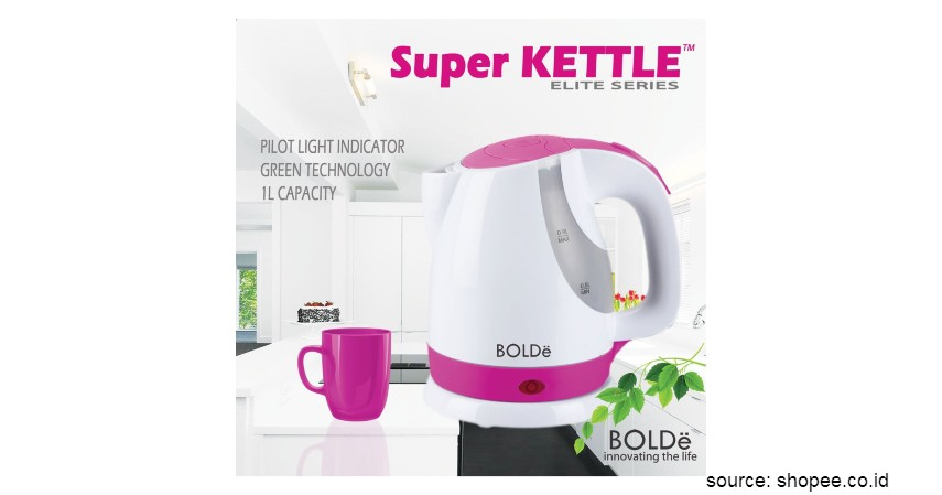 Merk Teko Listrik Terbaik - Bolde – Super Kettle Bolde Kettle Listrik