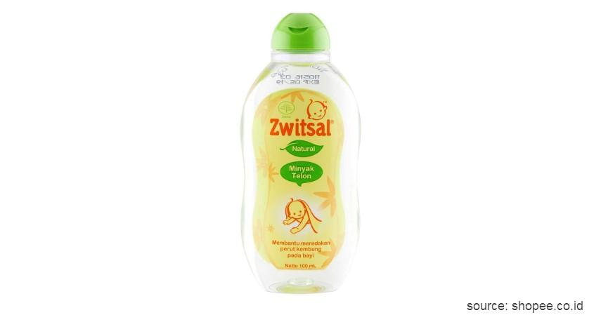 Minyak Telon Zwitsal - 10 Merek Minyak Telon Terbaik untuk Bayi