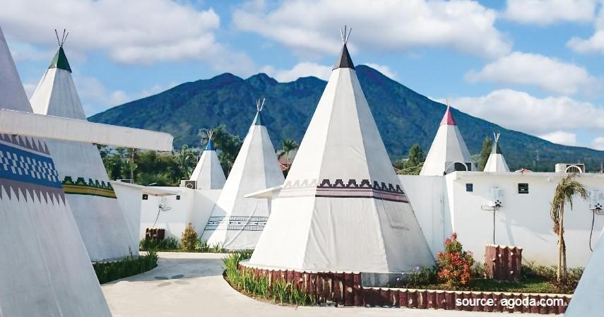 Mongolian Camp-Highland Park - Rekomendasi Tempat Camping di Bogor Paling Hits