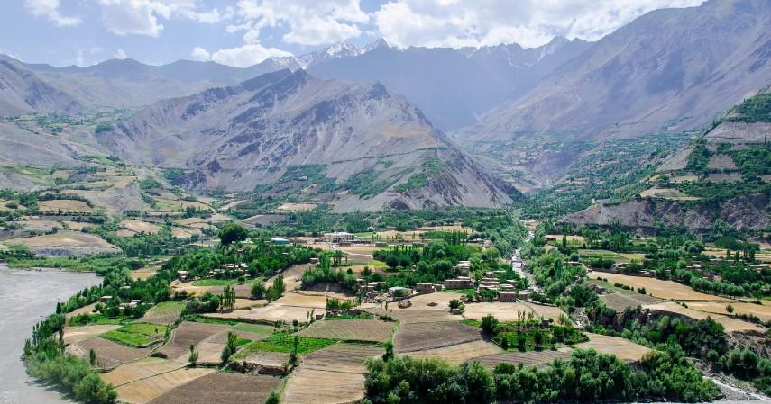 Negara yang Tidak Memiliki Pantai - Afghanistan
