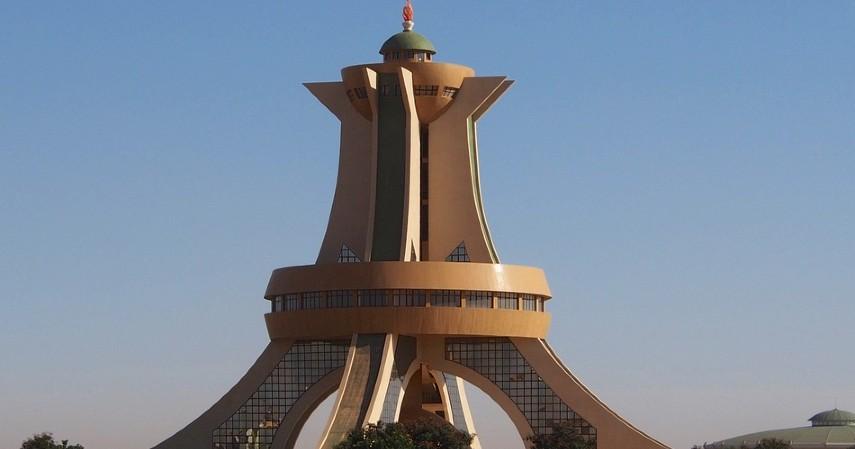 Negara yang Tidak Memiliki Pantai - Burkina Faso