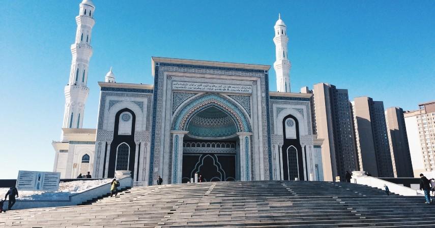 Negara yang Tidak Memiliki Pantai - Kazakhstan