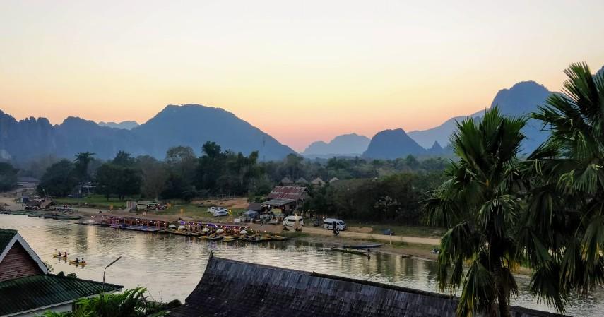 Negara yang Tidak Memiliki Pantai - Laos