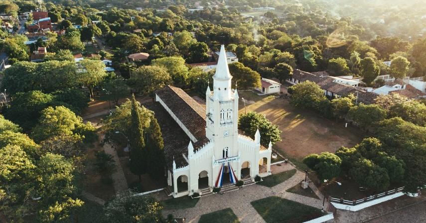 Negara yang Tidak Memiliki Pantai - Paraguay