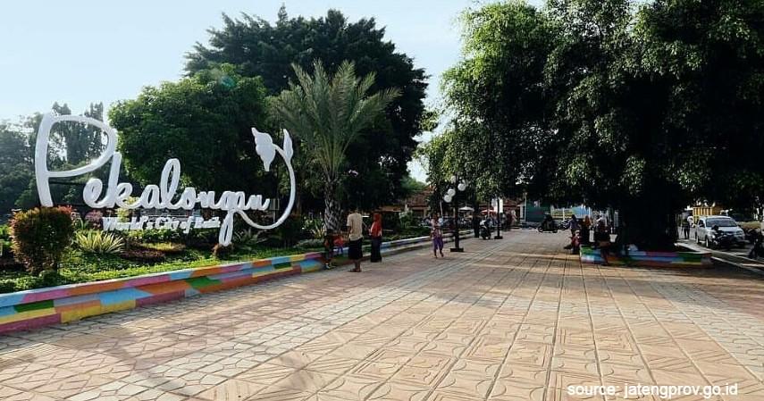Pekalongan - 6 Kota Penghasil Batik di Indonesia