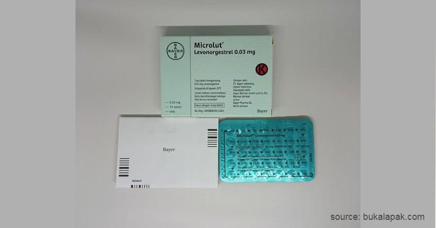 Pil KB Microlut - 8 Merek Pil KB yang Aman dan Minim Efek Samping